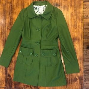 Tulle (From Nordstrom) | Fresh Green Pea Coat